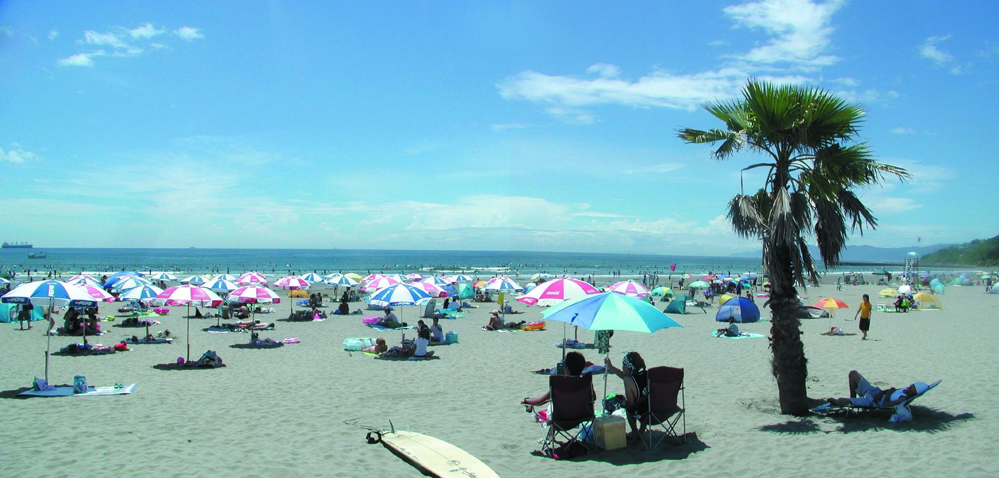 2010/8/7.8 砂浜祭り