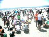 H23.8.7 砂浜祭り