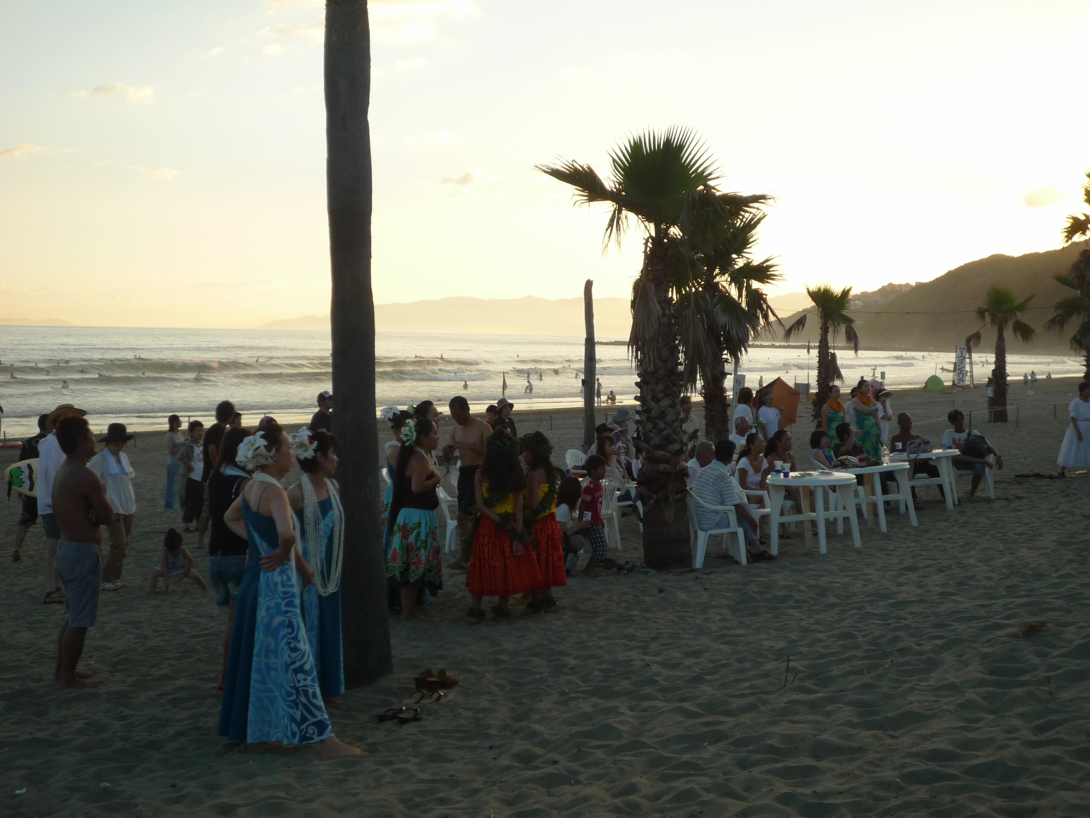 2012.8/4-5  夏だ!砂浜まつり