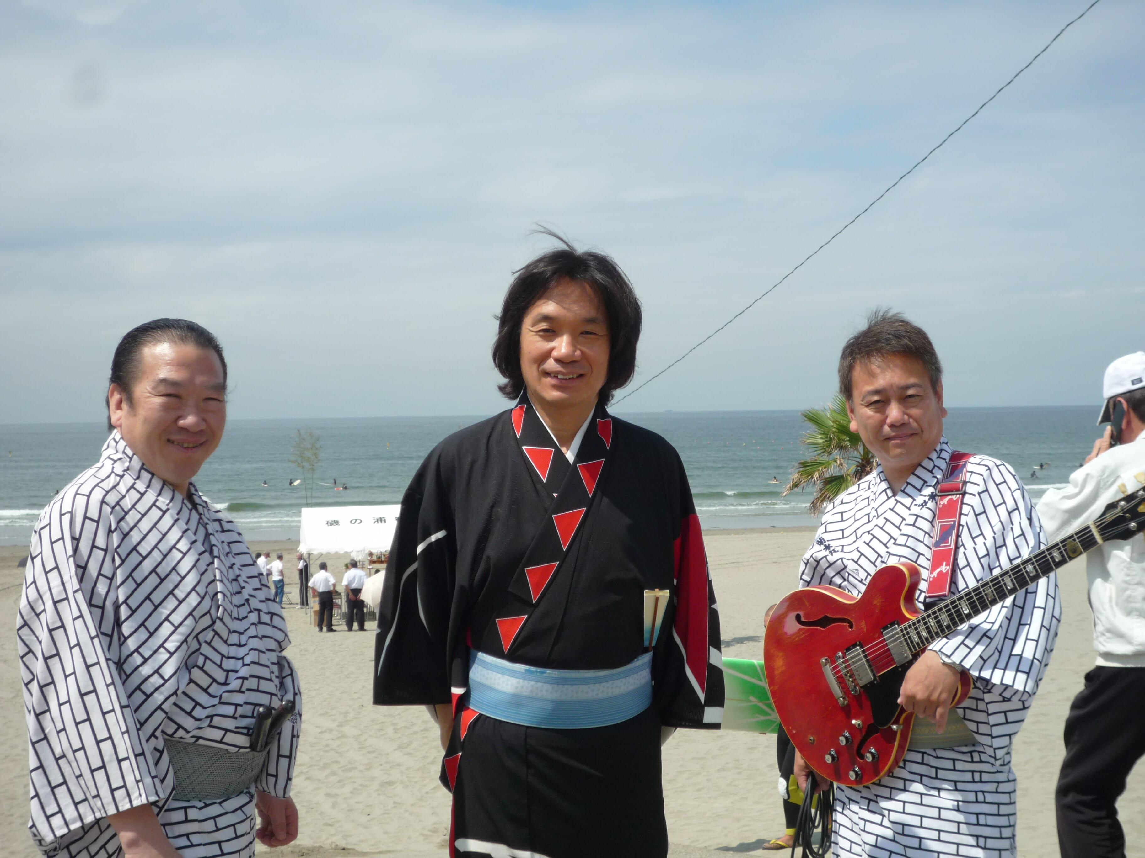 2013.7.1  海開き